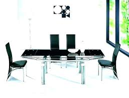 round glass extendable dining table black extendable dining table glass round extendable dining table extendable glass