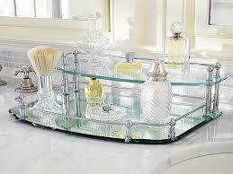 Mirror Vanity Tray Bathroom Vanity Tray Accessories Bathroom