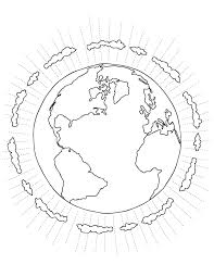 Small Picture Australia Continent in World Map Coloring Page Printable