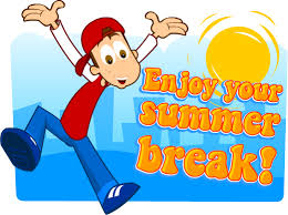Image result for summer break clip art free
