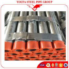 China Galvanized Steel Pipe Price Galvanized Pipe Size Chart