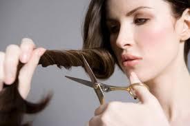 نصائح من الخبراء قبل قص الشعر