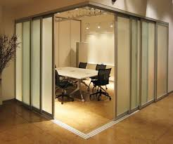 office sliding doors. Office Partitions 001 Image Sliding Doors S