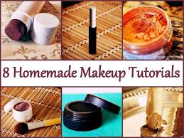 how to make your own makeup 14 tutorials for all natural cosmetics