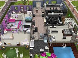 gorgeous sims freeplay house plans sims freeplay house layouts sims 3 home design aloin aloin old