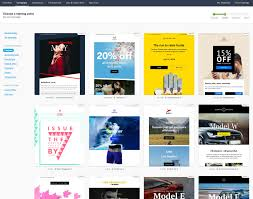 Email Template Design Online Announcing A New Way To Build Email Templates Step By Step