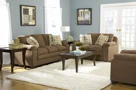 Living Rooms With Light Brown Couches