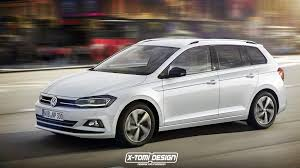 2018 volkswagen alltrack. wonderful 2018 2018 volkswagen polo alltrack sedan and variant rendered inside volkswagen alltrack 1