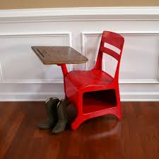 old school vintage school desk and chair by american desks restoration hardware adjule desk chair