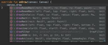 To draw a line using html5 canvas is simple, just like draw a line on a paper, define a path, and then fill the path. How To Draw A Custom View In Android Sdk We Can Use A Lot Of By Mateusz Budzar Proandroiddev
