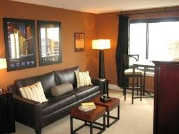 what wall color goes with brown furniture good paint color ideas for small living room small room wall color for dark brown sofa