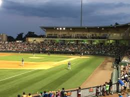 Greenville Drive Stadium Seating Chart Stay Out Of The Sun On The 3rd Base Side Review Of Fluor
