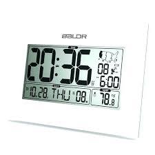 awesome bathroom mirror with digital clock bathroom digital clock atomic digital wall clocks atomic digital alarm