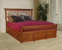 Mission Oak Bedroom Furniture Mission Design Bed Room Furnishings That Value To Knoworientation