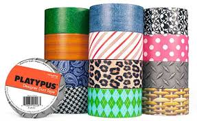 Duct Tape Patterns Unique Get Crafty With Designer Duct Tape The Gadgeteer
