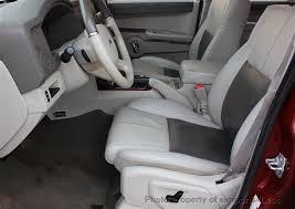 2008 jeep commander certified commander 4wd v8 hemi limited navigation dvd 13241810 61