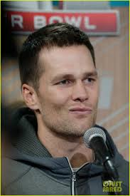 Tom Brady Hair Style tom brady bees emotional nearly cries talking about his dad 2412 by wearticles.com
