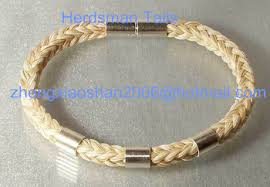 supply handmade horse hair jewelry horse boots tendon horse boots set