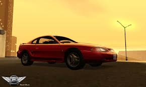 1994 Ford Mustang GT for GTA San Andreas - Ford Mustang (1994 ...