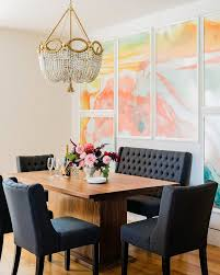 chandelier size for dining room. Delighful Dining Colorful Dining Room Chandelier In Chandelier Size For Dining Room