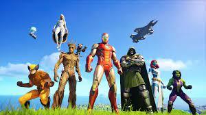 Fortnite Season 4 Nexus War Wallpapers ...