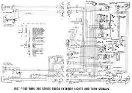 ford f350 trailer wiring diagram wiring diagram F350 Trailer Wiring Diagram ford f350 trailer wiring diagram and f 100 through 350 truck 1967 exterior lights turn signals diagram jpg f350 trailer wiring diagram factory