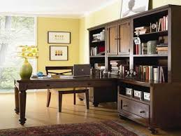 space saving home office. office u0026 workspace impressive dark wooden furniture for modern minimalist home with space saving