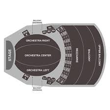 Connor Theater Seating Chart Connor Palace At Playhouse Square Cleveland Tickets