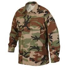 Tru Spec Jacket Sizing Chart Tru Spec Bdu Coat 100 Cotton Rip Stop