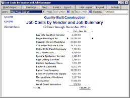 Landscapers Quickbooks Chart Of Accounts For Landscapers