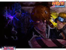 Bleach VS Naruto by HollowCN on DeviantArt