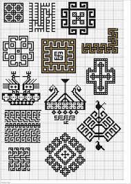 Viking Patterns Mesmerizing Viking Charted Designs Southwarkstitches