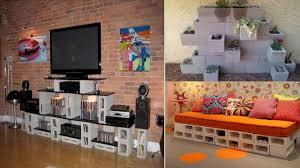 concrete block furniture ideas. 60+ Decorative Cinder Block Ideas | DIY Creative Uses Of Concrete Blocks Garden, Home, Furniture N