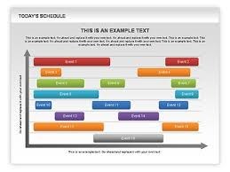 power point gant chart how to make a gantt chart in powerpoint presentations quora