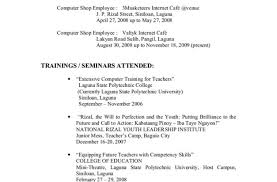 Resume Resume Examples Sample Resume Templates For College