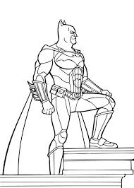 Small Picture Superhero Coloring Pages for Preschoolers Coloring Me