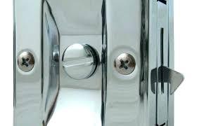 patio door locks set patio door handle with lock barn door lock sliding glass door lock