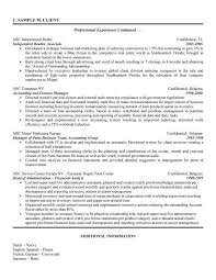 resume for finance analyst - Jianbochen.memberpro.co
