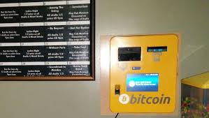 Bitcoin Vending Machine Simple Bitcoin Vending Machine FOREX Trading