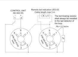 smoke detector wiring solidfonts mains powered smoke alarm wiring diagram fig 3 5 block