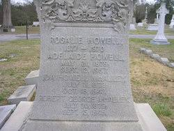 Ida Erwin Howell McAliley (1873-1943) - Find A Grave Memorial
