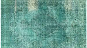 green overdyed rug green rug simplistic rugs x oriental rug green blue rug green rug emerald