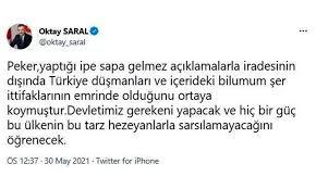 Tayyip ağabey diye seslenen peker, bir sonraki videosunda erdoğan ile olan geçmişini anlatacağını söylemişti. Lwbg Tm Bfbz9m