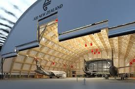 Innovative New Hangar For Auckland Airliner World