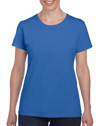 Gildan 5000 Size Chart 5000l Gildan Heavy Cotton 5 3 Oz Yd Ladies T Shirt
