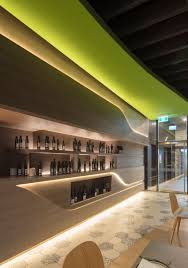 Interior Lighting Design Ideas A Wall Of Hidden Led Lights Behind