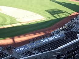 Petco Park Seating Chart Field Box San Diego Padres First Base Vip Box Padresseatingchart Com