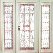 curtain for door with half window half door curtains door window curtains add breezy ambiance to curtain for door with half window