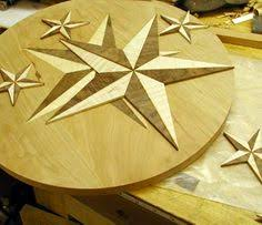 Custom inlay in the process of creation. Curly maple and claro <b>black</b> ...