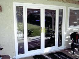 repairing sliding glass door innovative new sliding glass door replacing sliding glass door with french door repairing